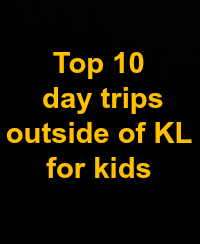 Top 10 Day Trips Outside of KL for Kids