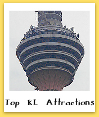 Top KL Attractions (KL Tower)