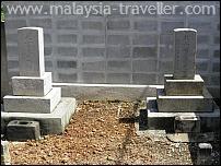 Japanese Cemetery, Melaka