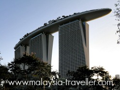 Top singapore attractions best things to do in singapore for Marina bay sands swimming pool entrance fee