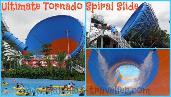 Ultimate Tornado Waterworld i-City