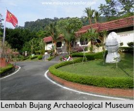 Bujang Valley - Museum