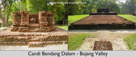 Bujang Valley - Candi Bendang