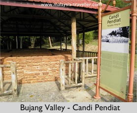 Bujang Valley - Candi Pendiat