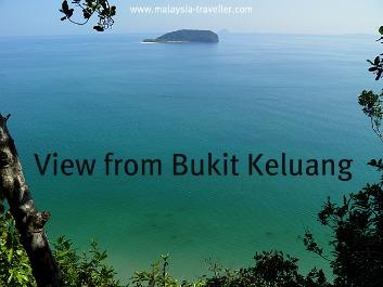 View from Bukit Keluang