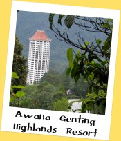 Awana Genting Golf & Country Resort