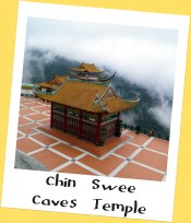 Chin Swee Temple Pavilion