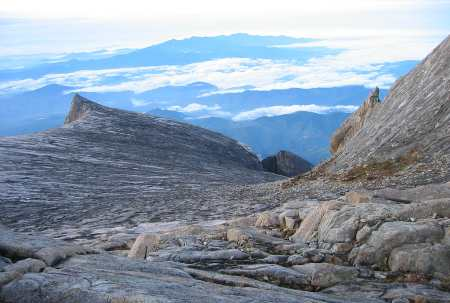 Gunung Kinabalu Summit