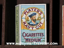 Antique ciggies?