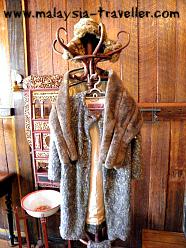 Fur coat in Gopeng