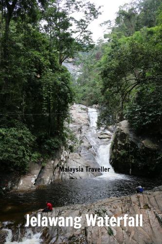 Gunung Stong State Park Dabong Kelantan