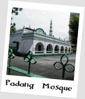 Ipoh, Padang Mosque