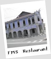 Ipoh, F.M.S. Bar & Restaurant