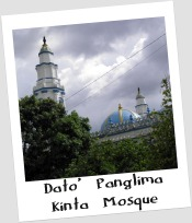 Dato' Panglima Kinta Mosque