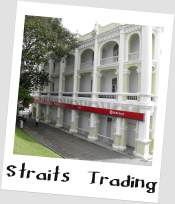 Ipoh, Straits Trading Building