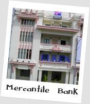 Ipoh, Mercantile Bank Building