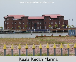 Kuala Kedah Marina