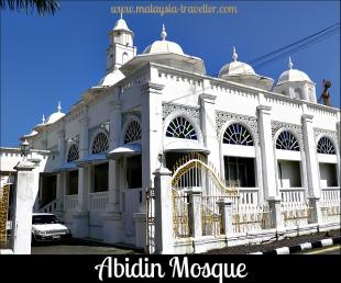 Abidin Mosque, Kuala Terengganu