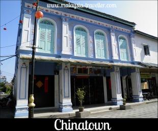 Chinatown, Kuala Terengganu