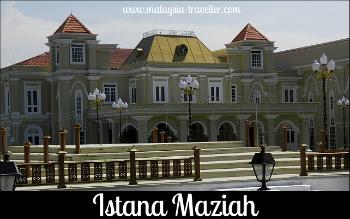 Istana Maziah, Kuala Terengganu