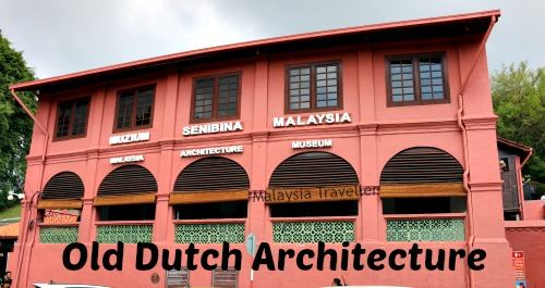 Exterior of Malaysia Architecture Museum