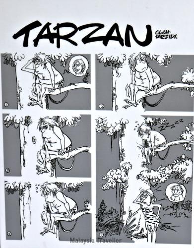 100  Gambar Kartun Orang Gila Kekinian