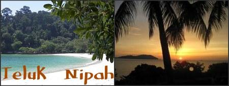 Telek Nipah Beach, Pangkor