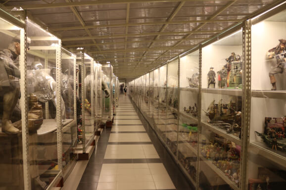 Penang Toy Museum - The World's Largest Toy Museum?