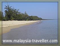 Beach of Whispering Breeze
