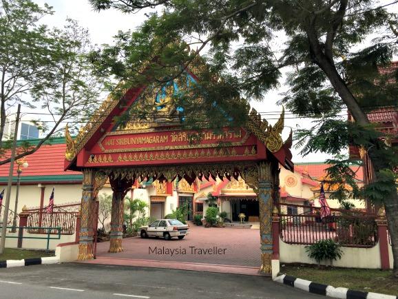 Wat Siribunyamagaram, Thai Buddhist Temple in Ipoh Perak