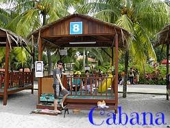 Cabana At A'Famosa Water Park