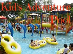 Kids' Adventure Pool