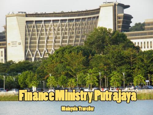 Treasury Ministry, Putrajaya