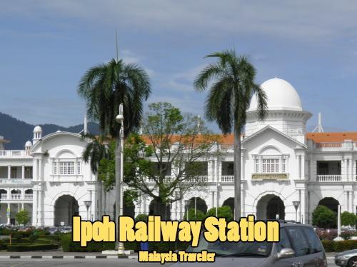 Hubback's Ipoh Railway Station masterpiece
