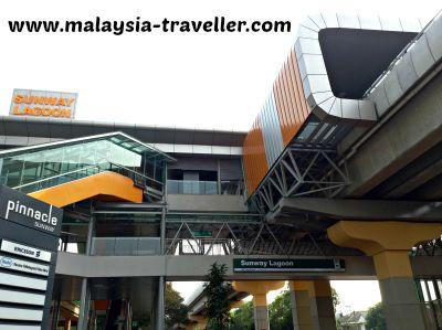 Sunway Lagoon BRT station