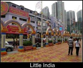 Little India, Brickfields, Kuala Lumpur