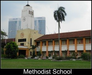 Methodist School, Brickfields