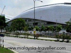 Calvary Convention Centre. Bukit Jalil