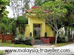Indonesia Garden at Bukit Jalil Park