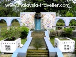 Iran Garden at Bukit Jalil Park