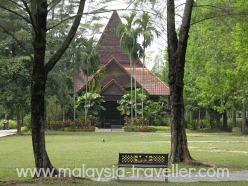 Malaysia Garden at Bukit Jalil Park