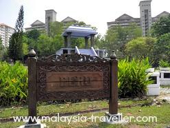 Peru Garden at Bukit Jalil Park