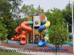 Children's Playground, Bukit Jalil Park