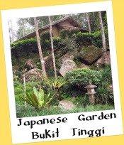 Japanese Garden, Bukit Tinggi
