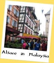 Bukit Tinggi - A corner of Alsace in Malaysia