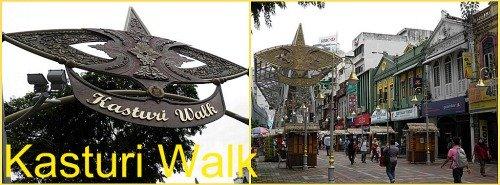 Kasturi Walk, Kuala Lumpur