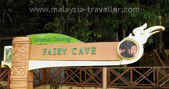 Fairy Cave, Bau, Sarawak