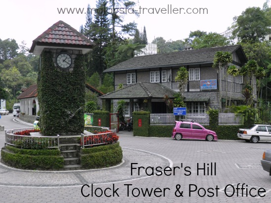 Bukit Fraser - Fraser's Hill Clock Tower