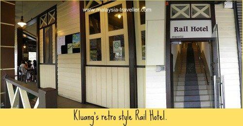 Accommodation at Kluang, near Gunung Lambak