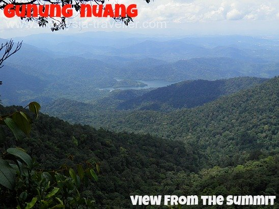 gunung Nuang Summit